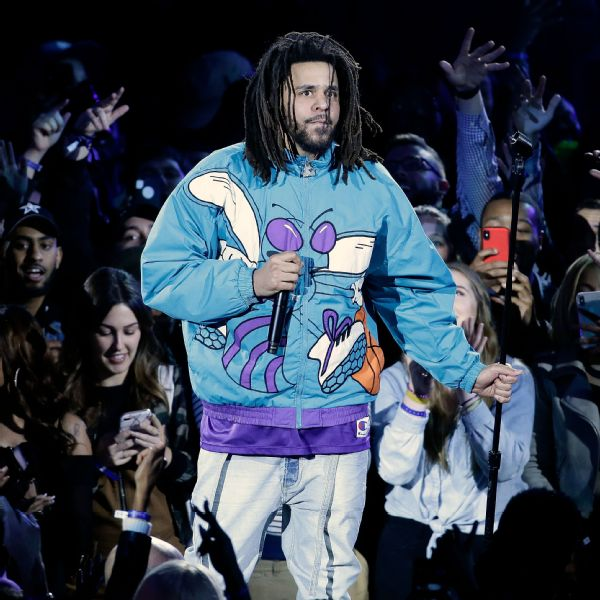 Sources: Rapper J. Cole to play hoops in Africa