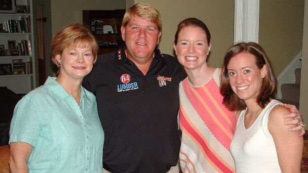 How 30 years ago a then-unknown John Daly helped a family dealing with tragedy