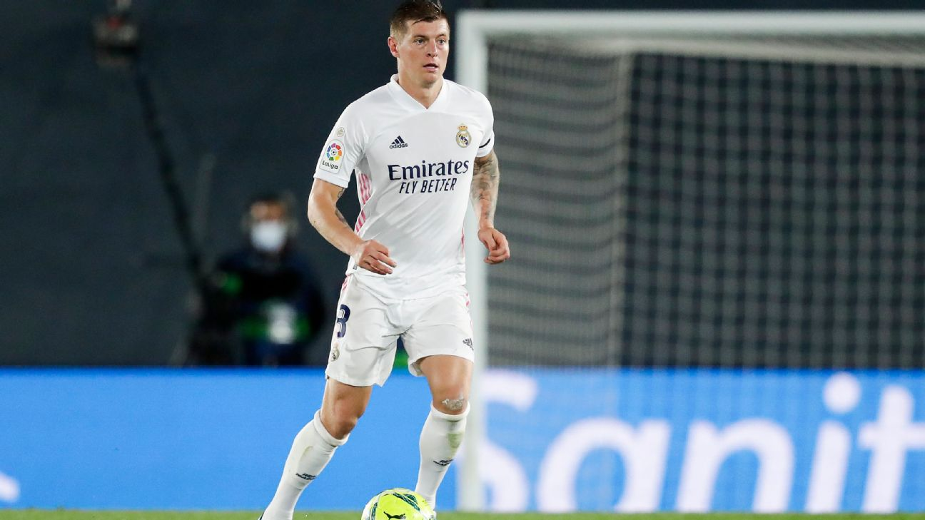 LIVE Transfer Talk: Man City look to sign Real Madrid's Toni Kroos