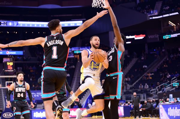 Warriors' Curry claims 2nd career scoring title
