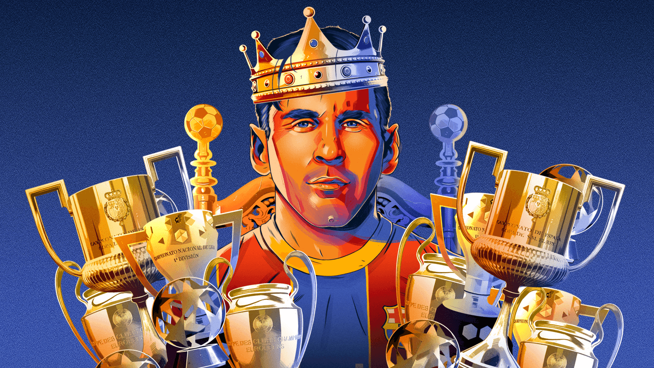 Lionel Messi's career at Barcelona as he contemplates leaving