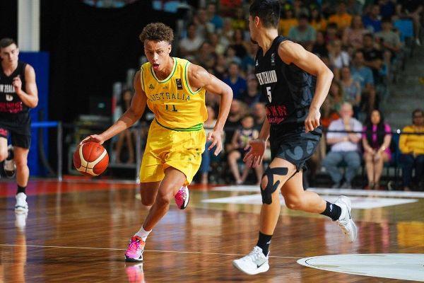 Australia's Daniels signs with G League Ignite