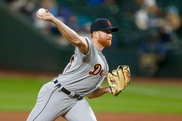 Turnbull shuts down M's for MLB's fifth no-hitter of season