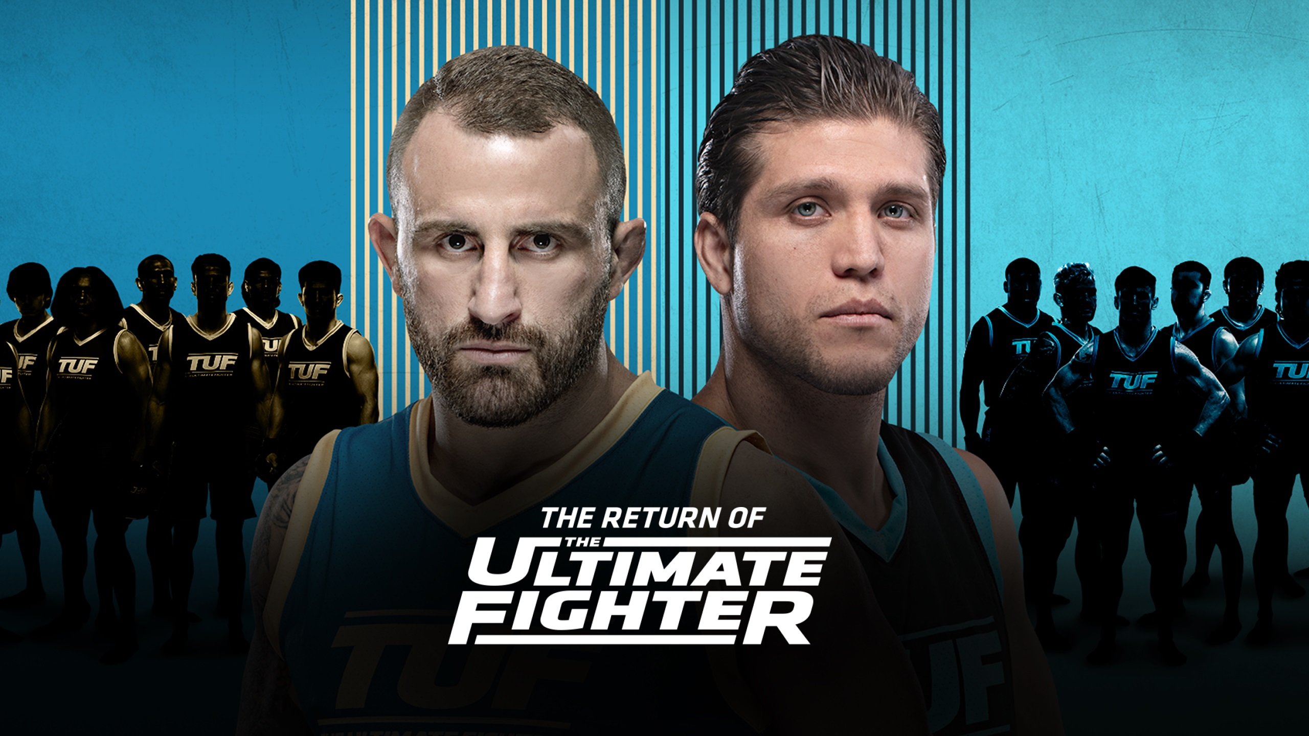 What you need to know about The Return of The Ultimate Fighter - Team Volkanovski vs. Team Ortega