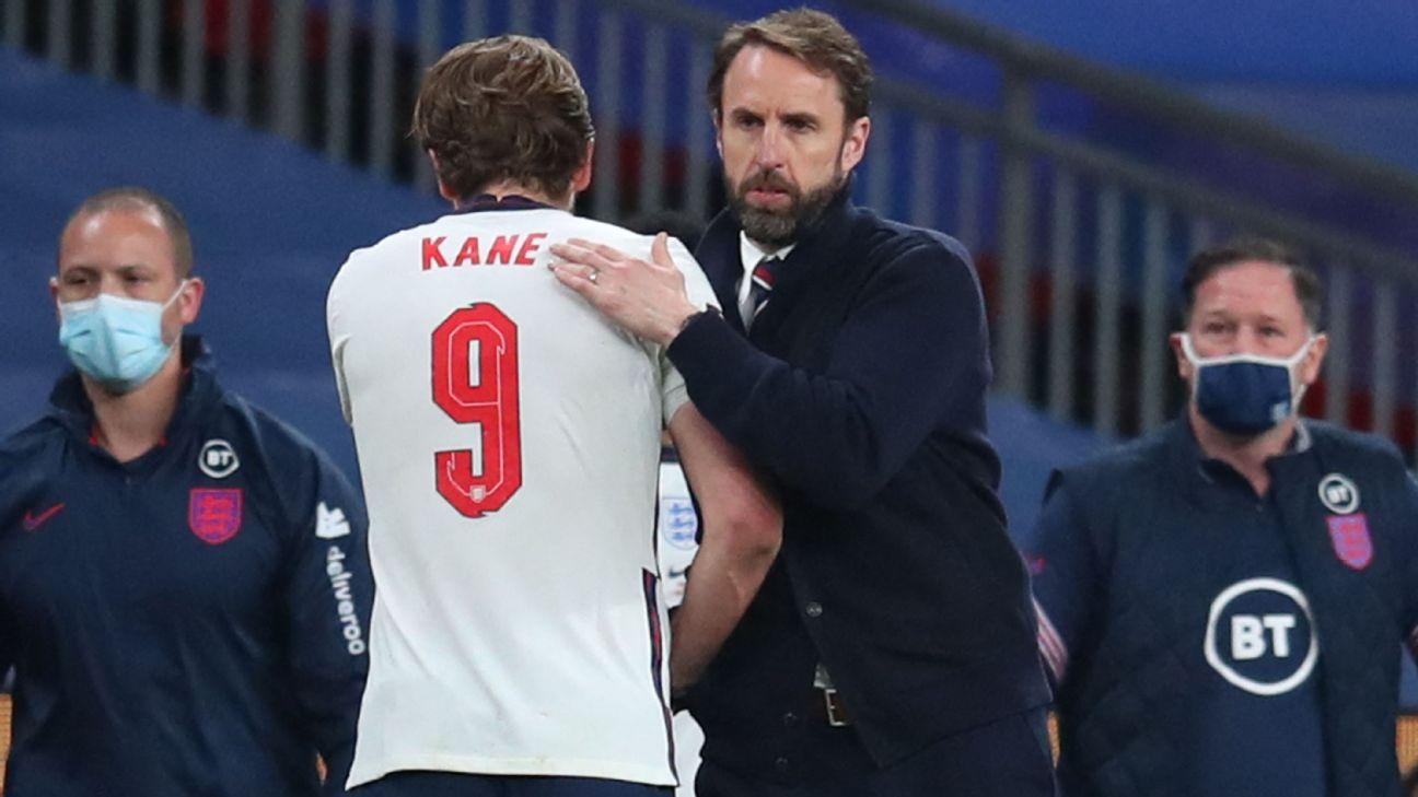 Tottenham S Harry Kane Unlikely To Sort Future During Euro 2020 England Boss Gareth Southgate