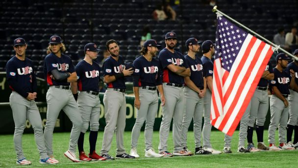 Everything you need to know about Olympic baseball rosters