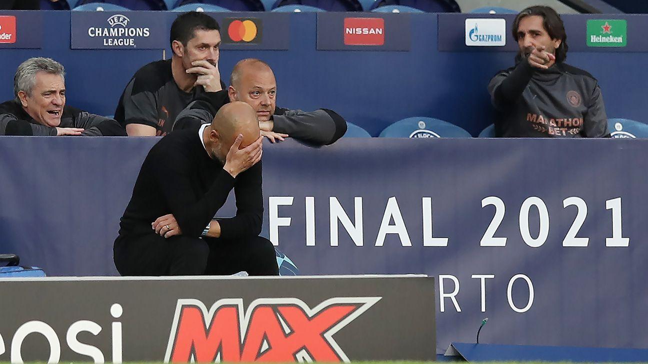 Pep Guardiola, la víctima de los memes tras la final de la Champions League