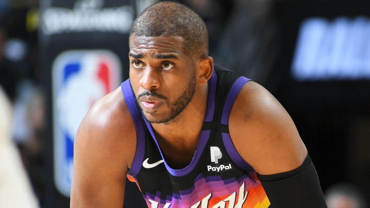 CP3, Kawhi, Kemba, oh my: NBA (news) never sleeps