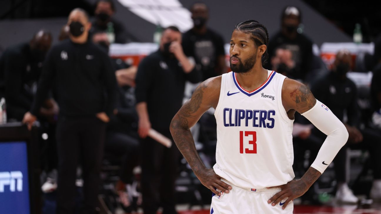 LA Clippers' Paul George welcomes fan taunts, vows more 'decisive' play in  Game 2 - ABC7 Los Angeles