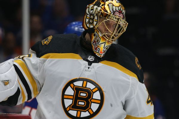 Bruins' Rask needs hip surgery, hopes to re-sign