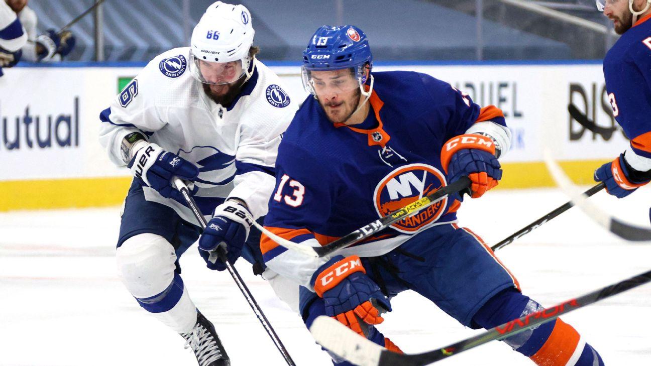 Previewing Lightning-Islanders: Matchups, plus series pick