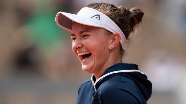 Barbora Krejcikova's shining moment is a tribute to her late coach