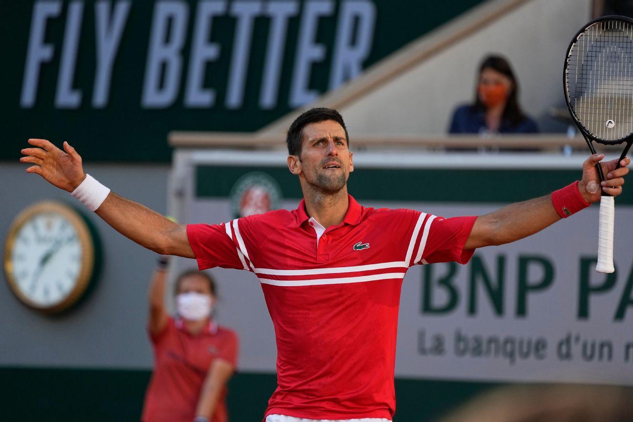 Djokovic rallies to capture 19th Grand Slam title