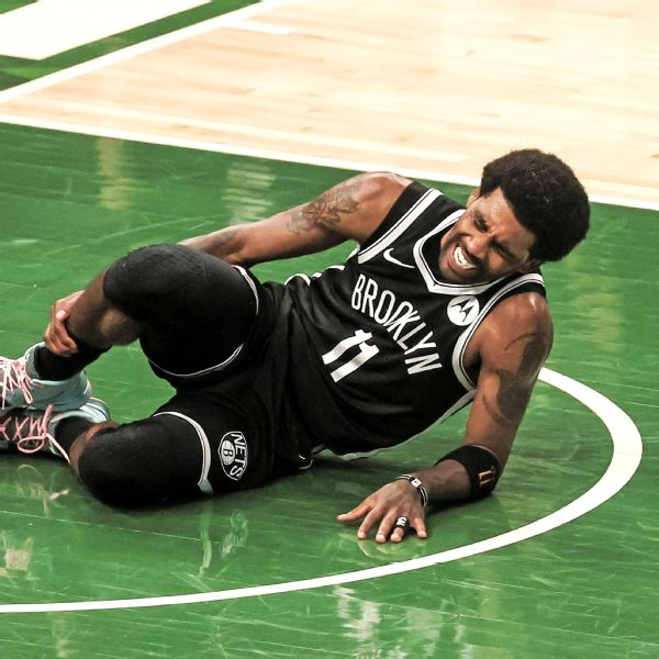 Nets without Kyrie, Harden for pivotal Game 5