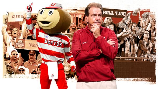 College football coaching showdown: Is Alabama or Ohio State the better job?