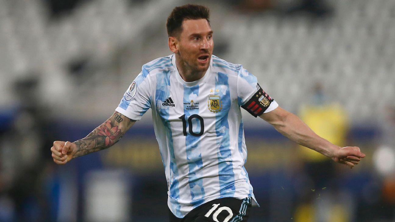 Messi beats Ronaldo in all-time free kick chart