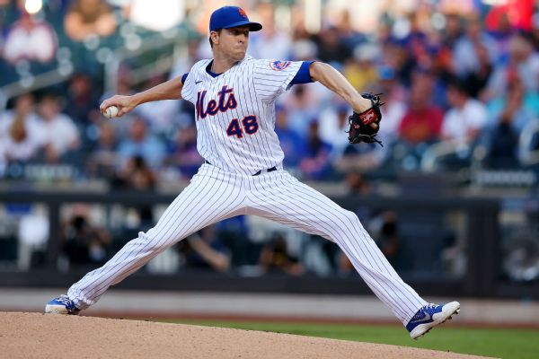 Mets' deGrom confident latest injury 'is nothing'
