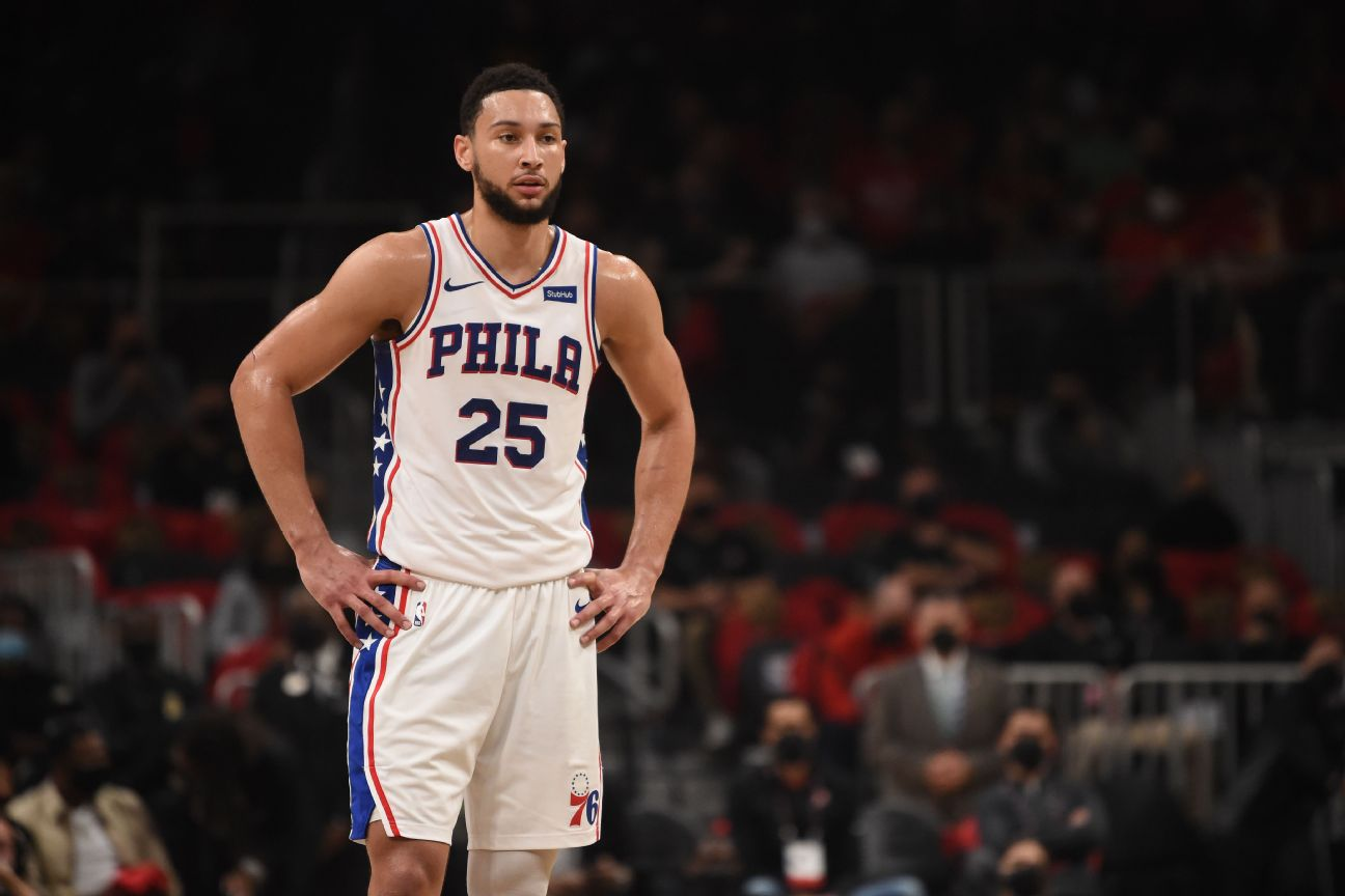 Rivers: 76ers have plan to help out Simmons