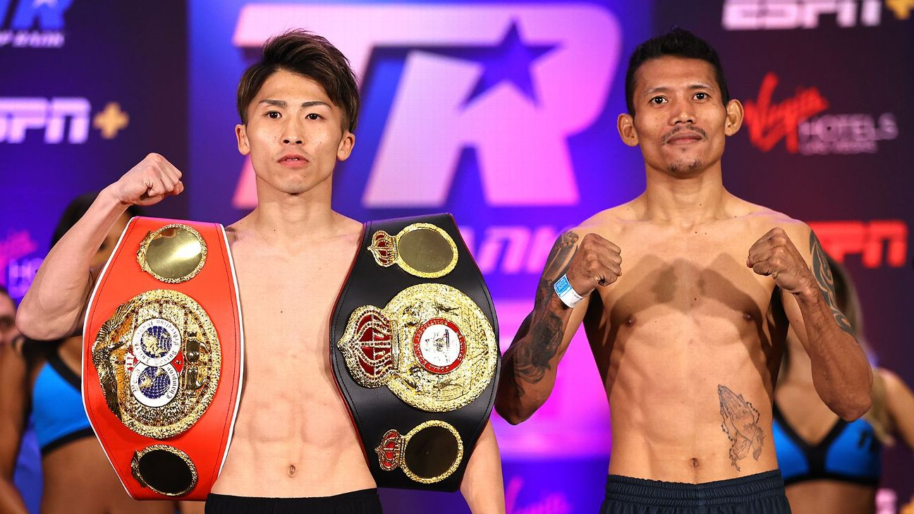 Inoue-Dasmarinas, Charlo-Montiel and more live results and analysis