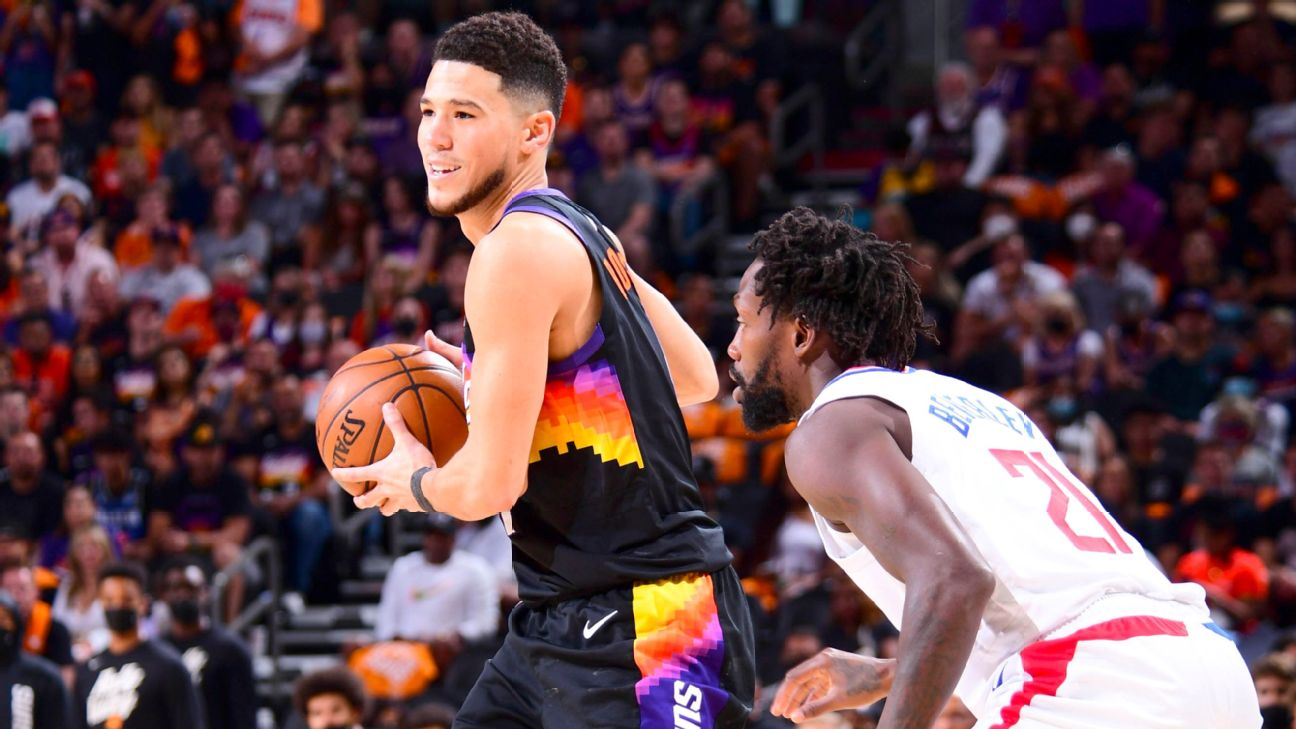 The big takeaways from the Suns' Game 1 win over the Clippers