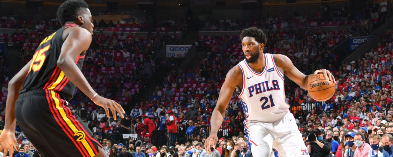Follow live: Hawks look to take down Sixers in Game 7 of Eastern Conference semifinals