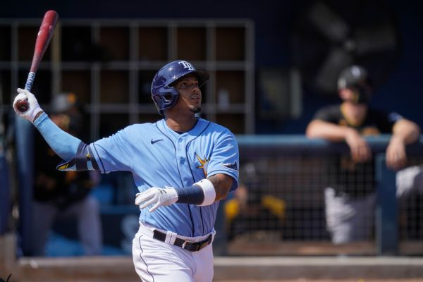 Rays to call up SS Franco, MLB's top prospect