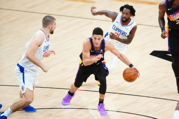 CP3 not far from mind as Suns win behind Booker