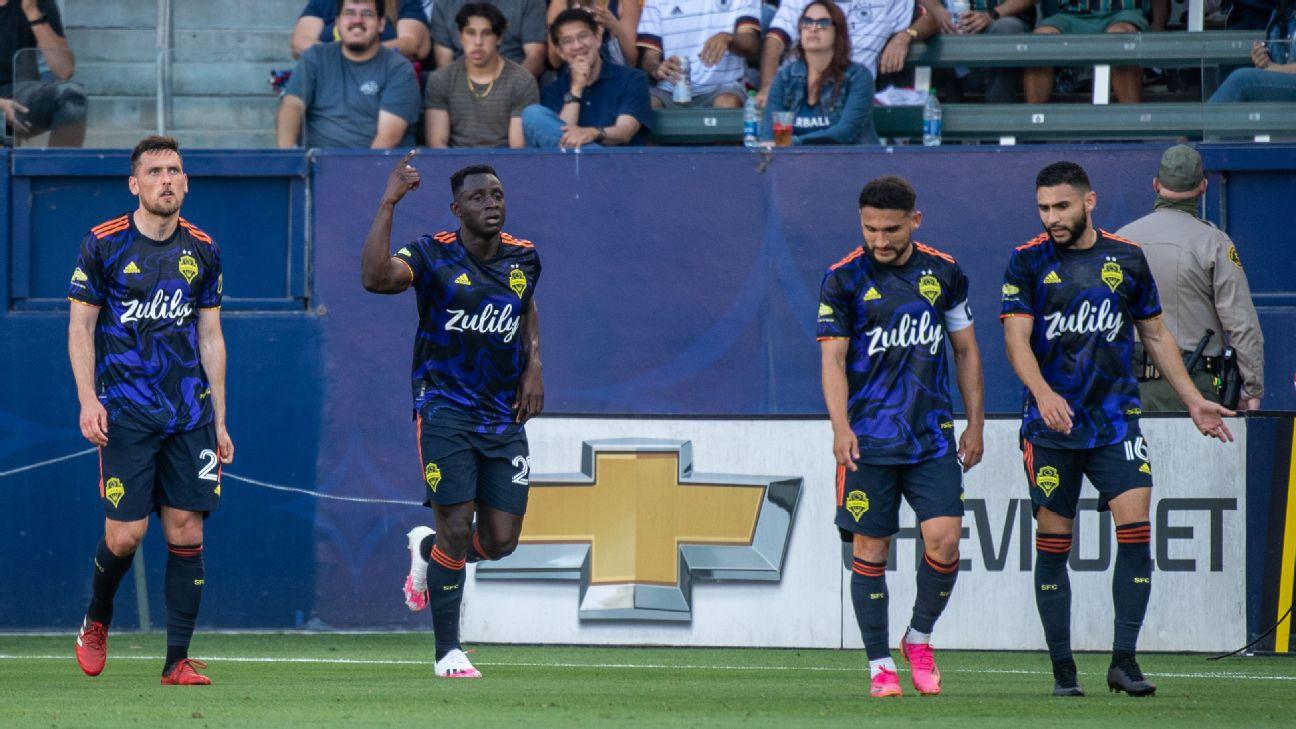 MLS Power Rankings: Seattle reclaim No. 1 spot, New England No. 2, Colorado and Orlando climbing