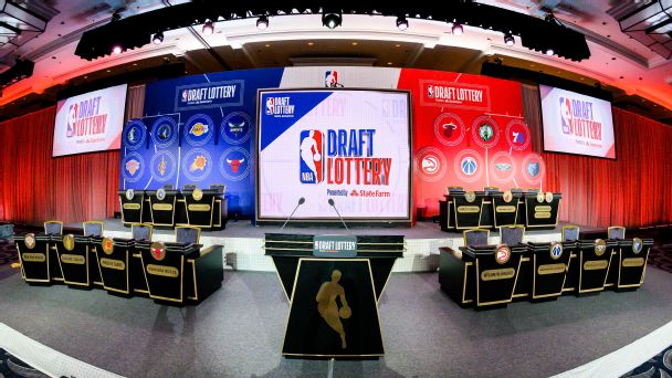 The biggest questions to be answered in Tuesday's NBA draft lottery