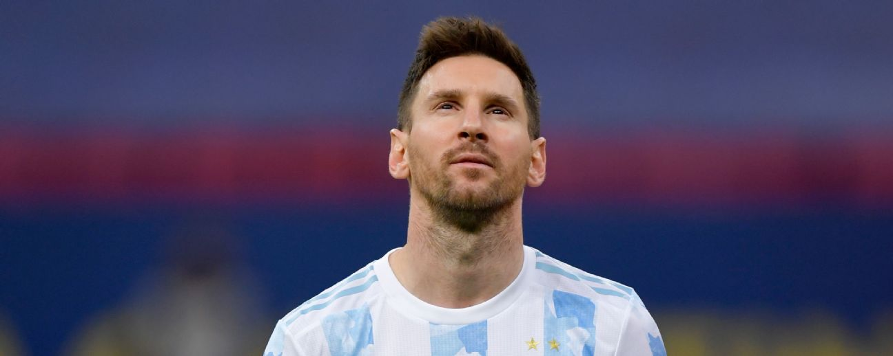 Follow live: Messi, Argentina looking to vault into first place in Group A