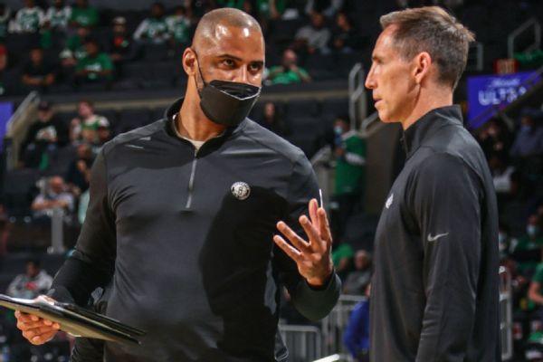 Sources: Celtics set to hire Nets' Udoka as coach