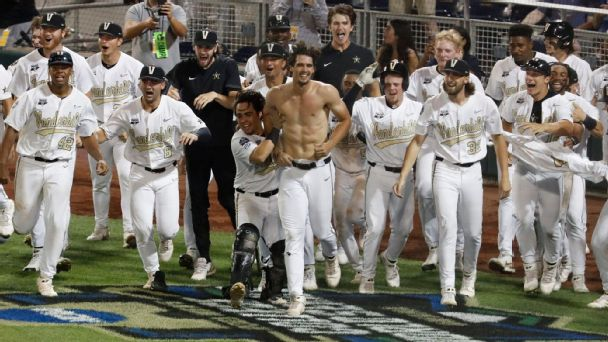 A pitch away from going home, Vanderbilt miraculously saved its season