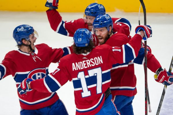 Canadiens make 1st Stanley Cup Final since '93