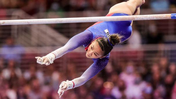 Olympic gymnastics live updates: U.S. women compete in team finals