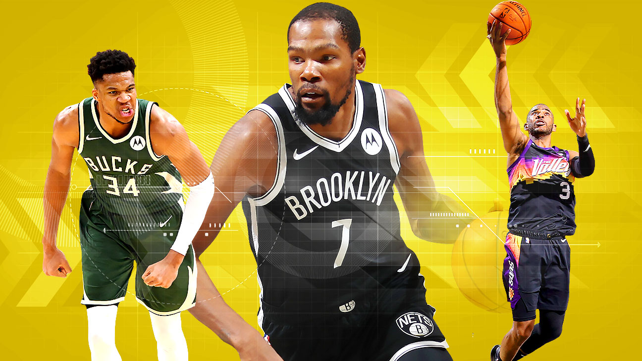 NBA Power Rankings: It's never too early to forecast next season