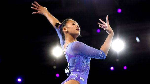 'A big moment for all of us': U.S. gymnast Sunisa Lee reps her family and community at the Olympics