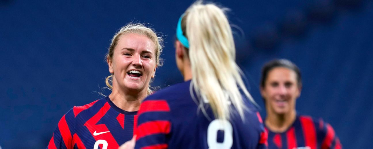 USWNT cruises past New Zealand to earn first win of Tokyo Olympics