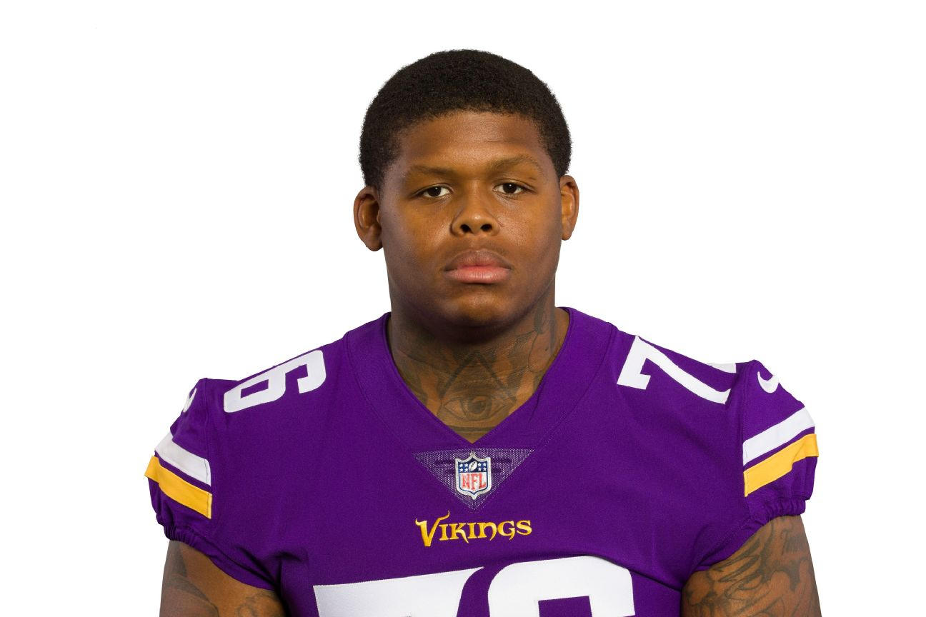 Vikes DT who was shot 4 times to report to camp