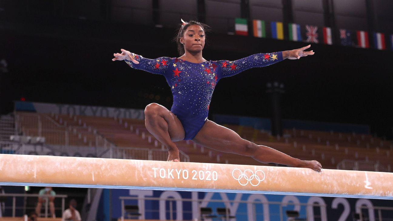Don't panic: The U.S. women can still win gymnastics gold
