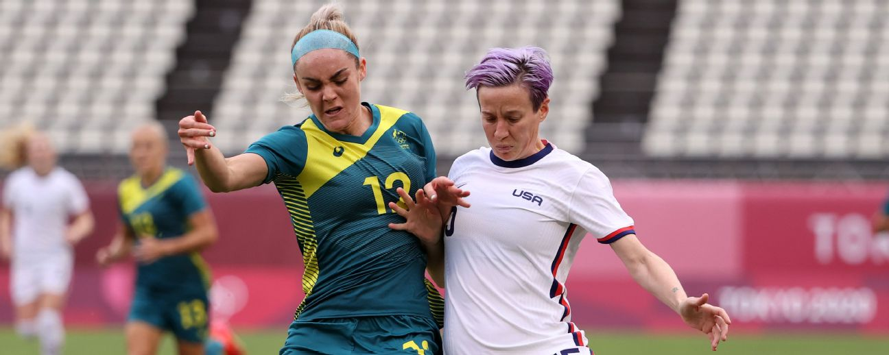USWNT through after goalless draw