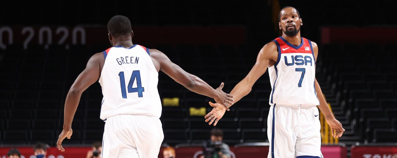 Follow Live: USA men's hoops look to bounce back vs. Iran