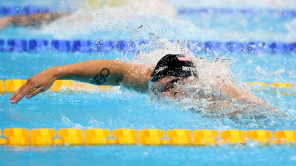 Olympics 2021 live updates: Caeleb Dressel takes gold, golf has unlikely early leader
