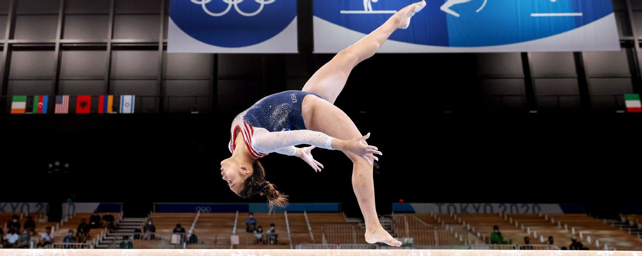 Suni Lee on her Olympic gold medal -- 'It doesn't feel like real life'