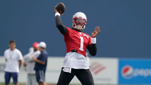 Best of Thursday at NFL training camps: Newton's big day, Ravens' soccer drills, more