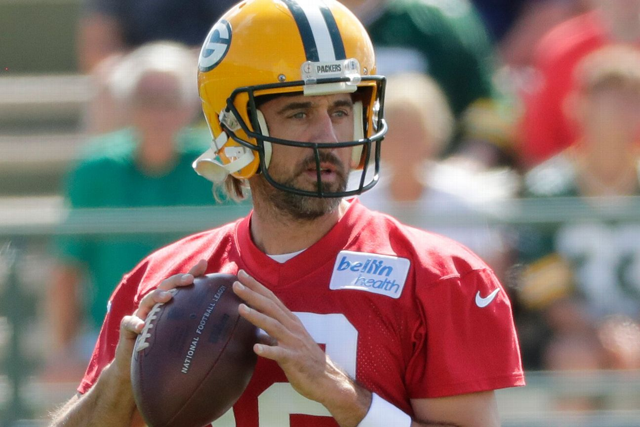 Rodgers: Relationship with GM 'work in progress'
