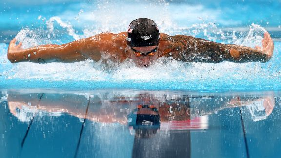Olympics 2021 live updates: World record for Caeleb Dressel, sixth individual gold for Katie Ledecky and more from Tokyo