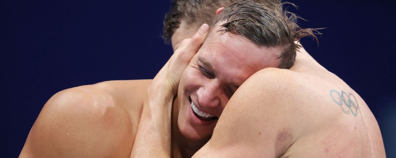 Dressel wins 2 more golds, closes Games with 5