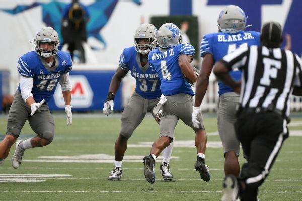 SEC: 2 officiating slips on Memphis punt return TD