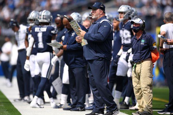 Cowboys' McCarthy: Issues forced 56-yard kick
