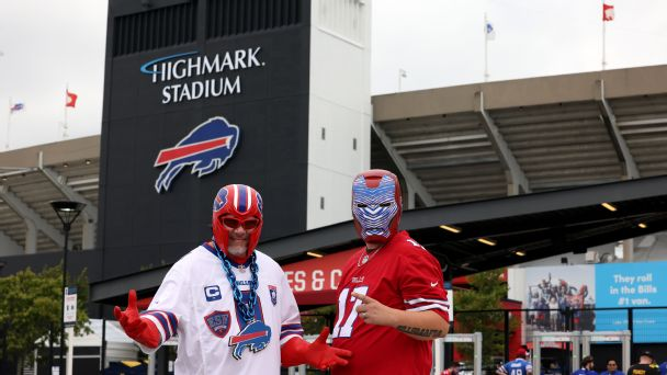Open casting for Bills fans; some table-crashing experience required